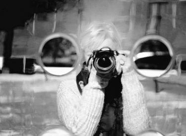 Fotografie in het Gooi, Juffrouw Jannie