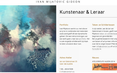 portfolio websites juffrouw jannie