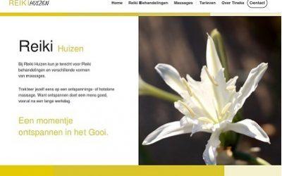 reiki huizen website by juffrouw jannie