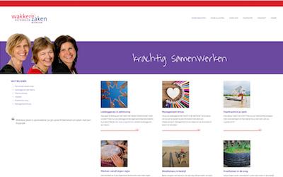 voorbeelden wordpress websites