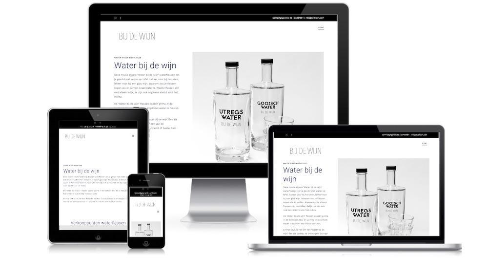 webdesign juffrouwjannie bij de wijn