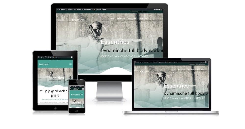 juffrouw jannie webdesign